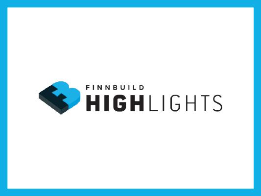 Finnbuild Highlights logo