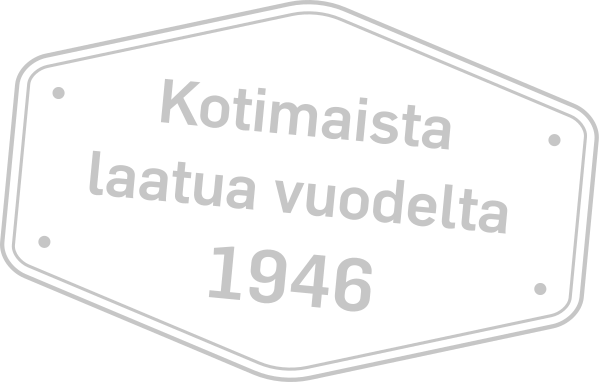 Kotimaista Laatua Vuodelta 1946 logo