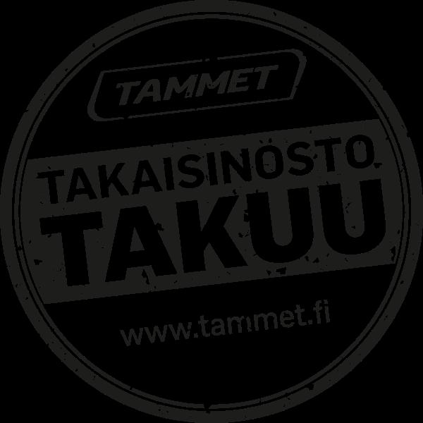 Takaisinostotakuu logo